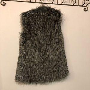 Nicole by Nicole Miller Jackets & Coats - Nicole Faux Fur Vest